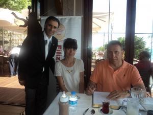 Macaristan Büyükelçisi Gabor Kis